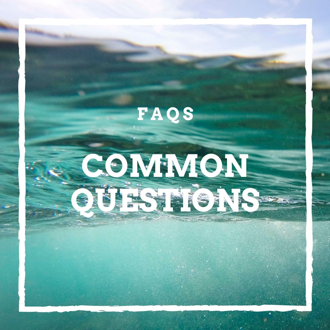 Common Questions FAQs