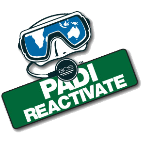 PADI ReActivate refresh your skills