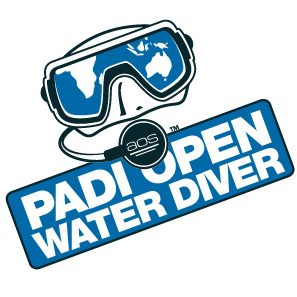 PADI Open Water scuba course